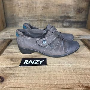 Cobb Hill by New Balance Leather Shoe Wide